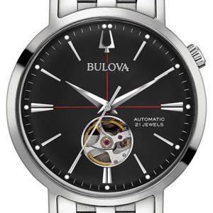 Relógio Bulova Classic Automático 96A199
