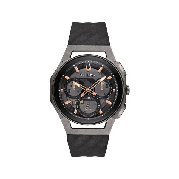 Relógio Bulova CURV Collection Chrono 98A162