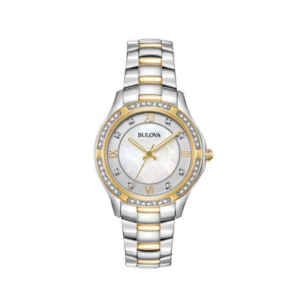 Relógio Bulova Classic Crystals 98L255