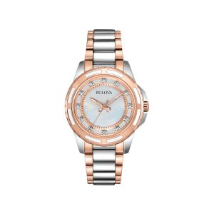 Relógio Bulova Dimond classic Collection 98P134