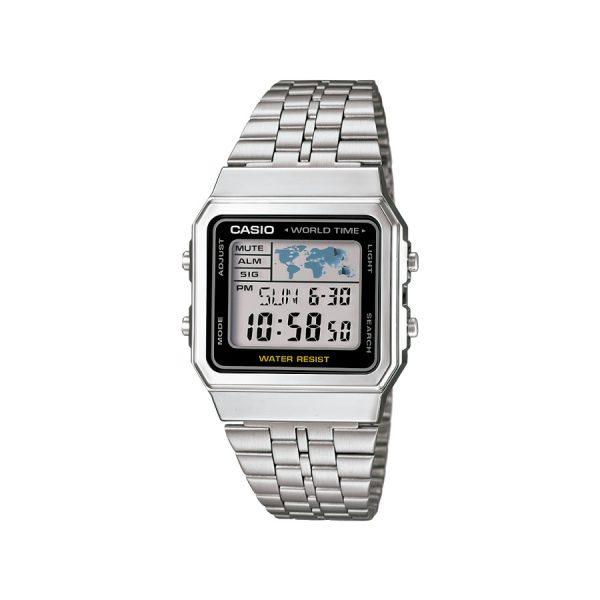 Relógio Casio Vintage Digital A500WA-1DF