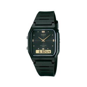 Relógio Casio Analógico Digital AW-48HE-1AVDF