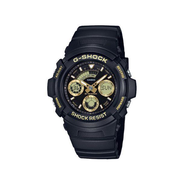 Relógio Casio G-Shock Analógico Digital AW-591GBX-1A9DR