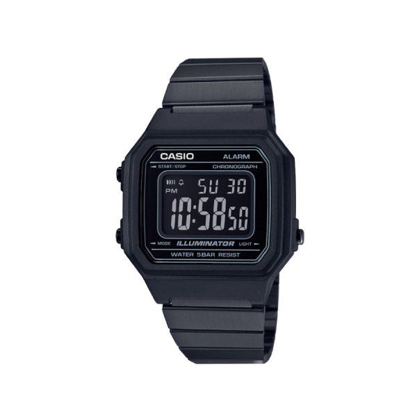 Relógio Casio Vintage Digital B650WB-1BDF