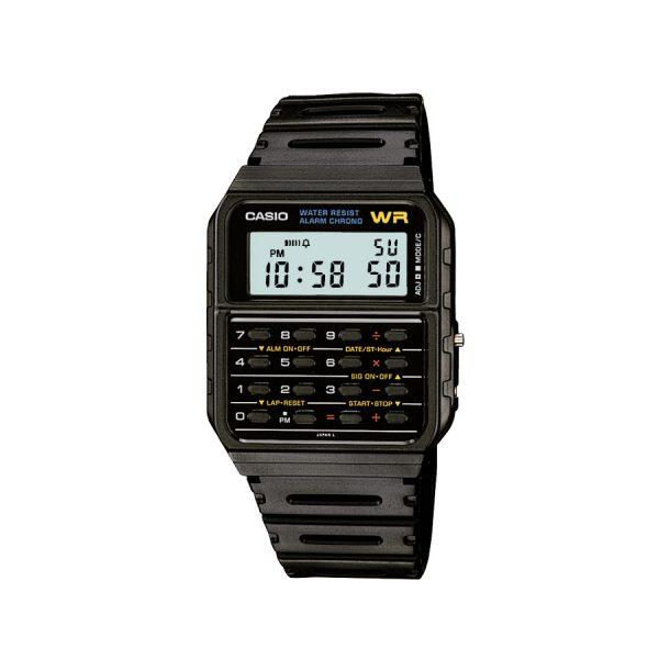 Relógio Casio Calculadora Vintage Digital CA-53W-1Z