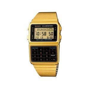 Relógio Casio Calculadora Vintage Digital DBC-611G-1DF