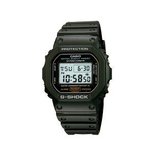 Relógio Casio G-Shock Digital DW-5600E-1VDF