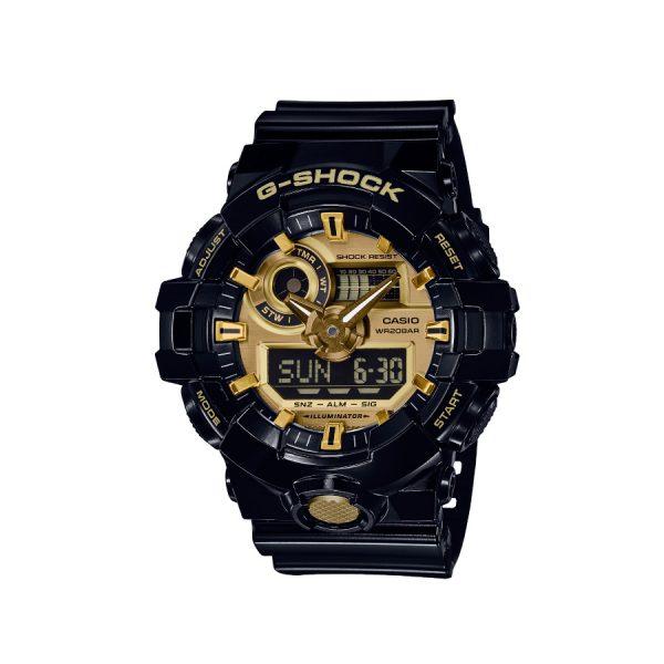 Relógio Casio G-Shock Digital GA-710GB-1ADR