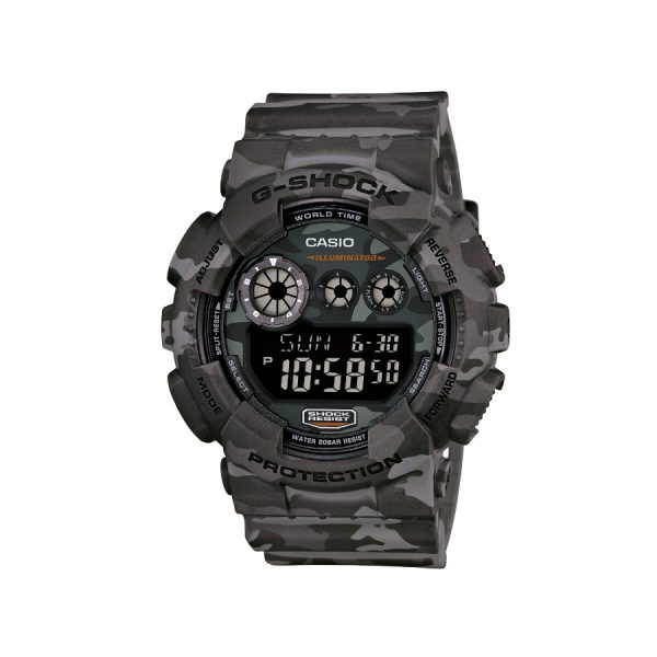 Relógio Casio G-Shock Digital GD-120CM-8DR