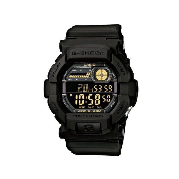 Relógio Casio G-Shock Digital GD-350-1BDR