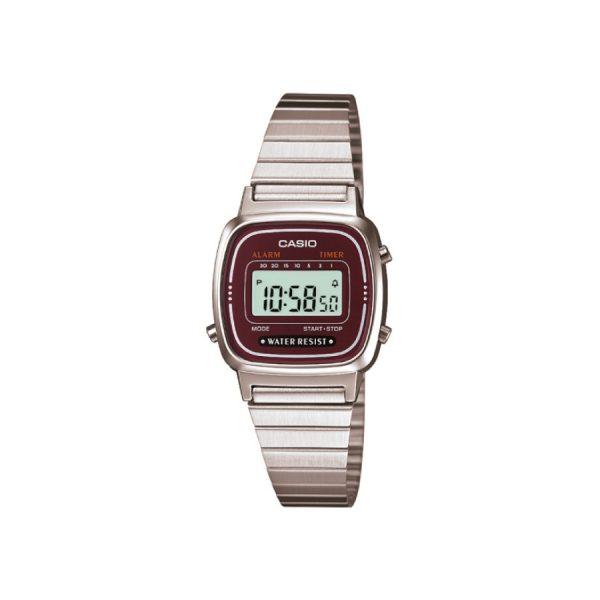 Relógio Casio Vintage Digital LA670WA-4DF
