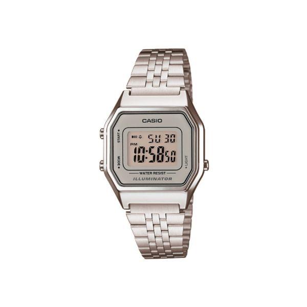 Relógio Casio Vintage Digital LA680WA-7DF