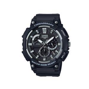 Relógio Casio Standard Cronógrafo MCW-200H-1AVDF