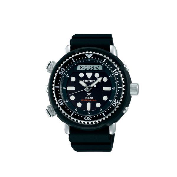 Relógio Seiko Masculino Solar Arnie SNJ025P1