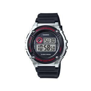 Relógio Casio Standard Digital W-216H-1CVDF
