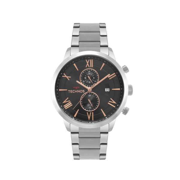 Relógio Technos Masculino Grandtech JP11AB1P