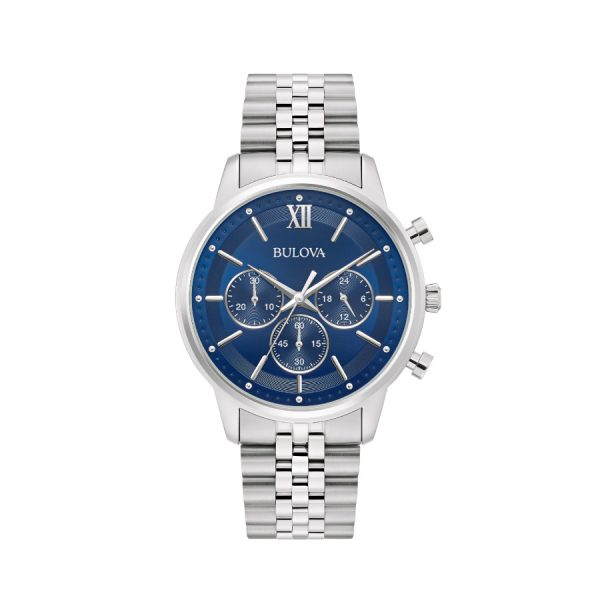 Relógio Bulova Analógico Masculino 96A262