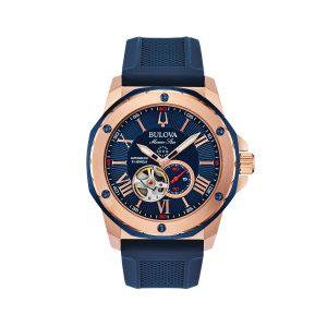 Relógio Bulova Automático Masculino 98A227