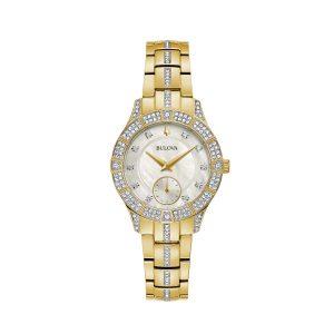 Relógio Bulova Analógico Feminino 98L283