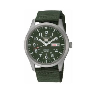 Relógio Seiko Automático Masculino SNZG09B1-E2EX