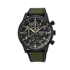 Relógio Seiko Cronógrafo Masculino SSB373B1-P2EX