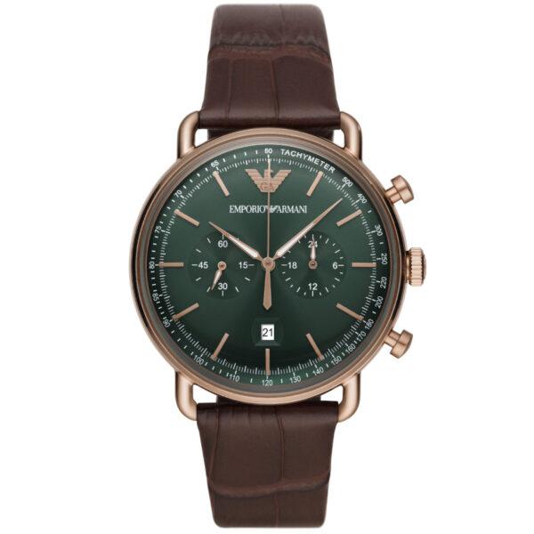 Relógio Emporio Armani Cronógrafo Masculino AR11334-E1NX