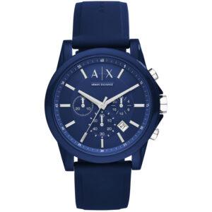 Relógio Armani Exchange Cronógrafo Masculino AX1327-D1DX