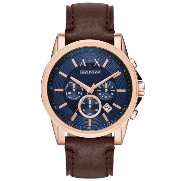 Relógio Armani Exchange Cronógrafo Masculino AX2508-D1NX