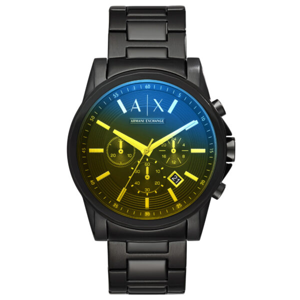 Relógio Armani Exchange Cronógrafo Masculino AX2513B1-P1PX
