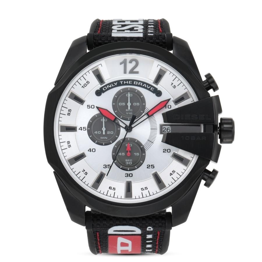 Relógio Diesel Cronógrafo Masculino DZ4512-S2PX