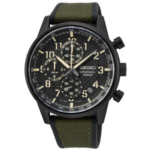 Relógio Seiko Cronógrafo Masculino SSB373B1